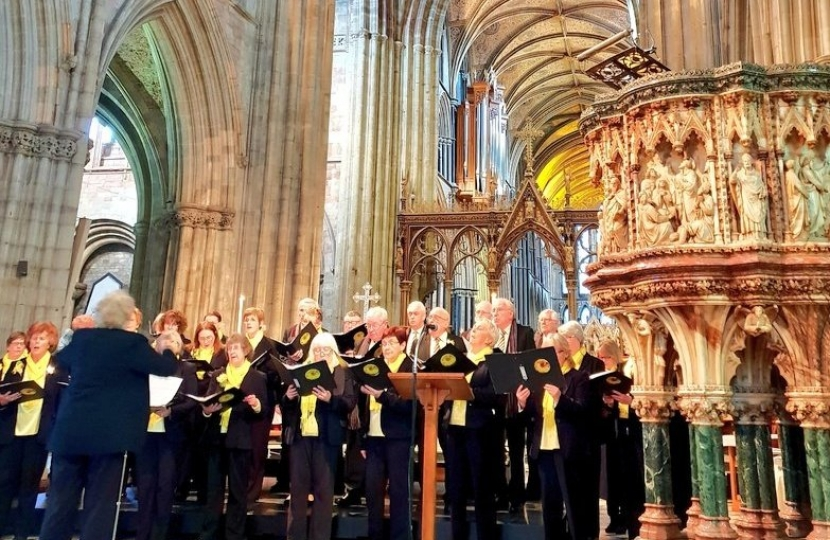 County Civic Service at Worcester Cathedral
